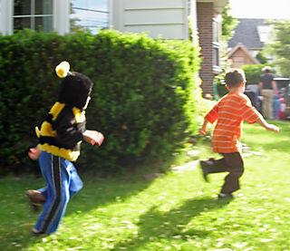 Louis jack running