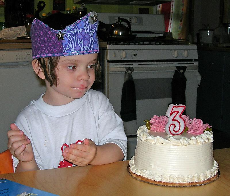 Kitty 3 cake