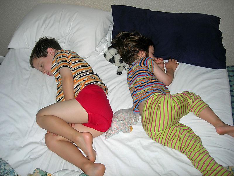 Sleeping jk