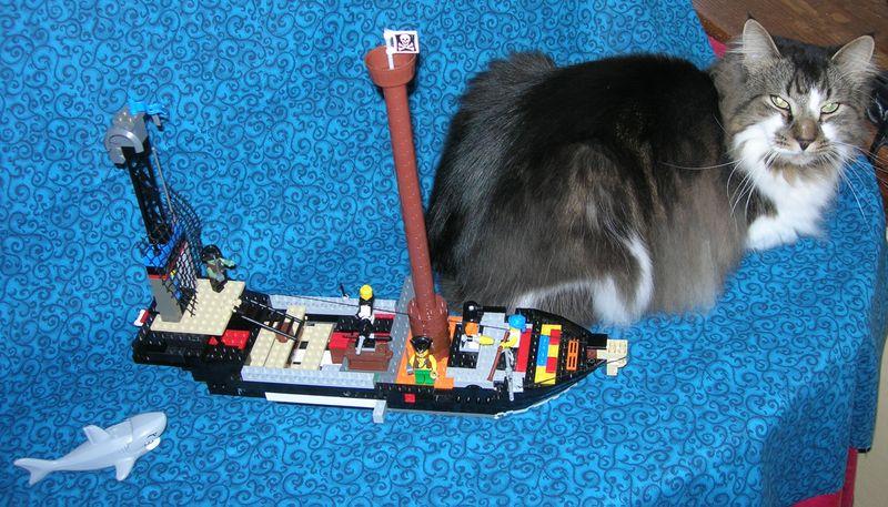 Pirate ship Solomon