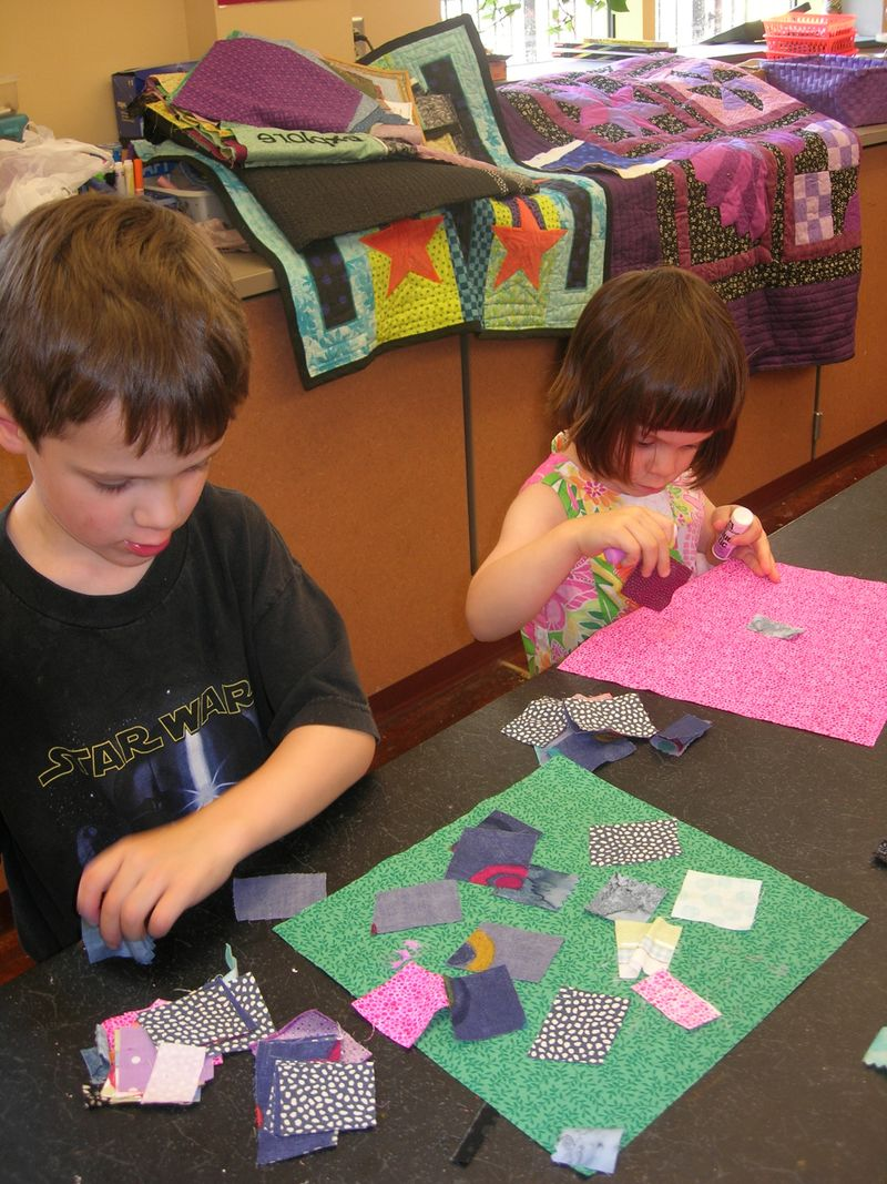 Jk quilt art club