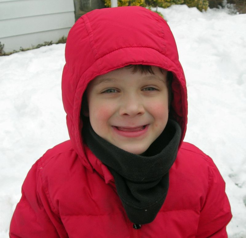 Jack smile