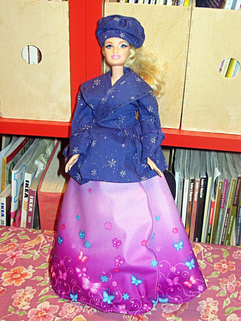 Barbiecoat