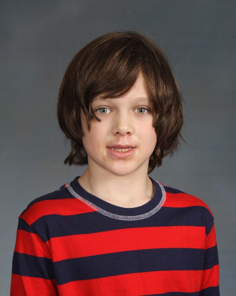 Jack school photo