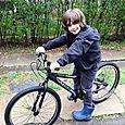 Jack's new bike