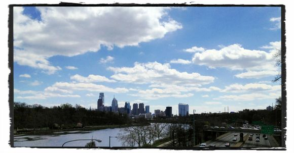 Touring Philly