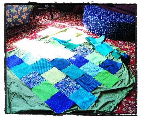 A Quilt for Teacher