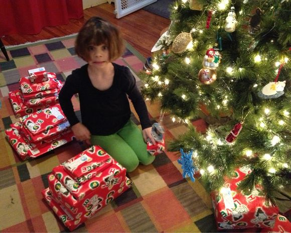 Surveying the Presents
