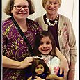 Betsy, Kitty and Meemaw