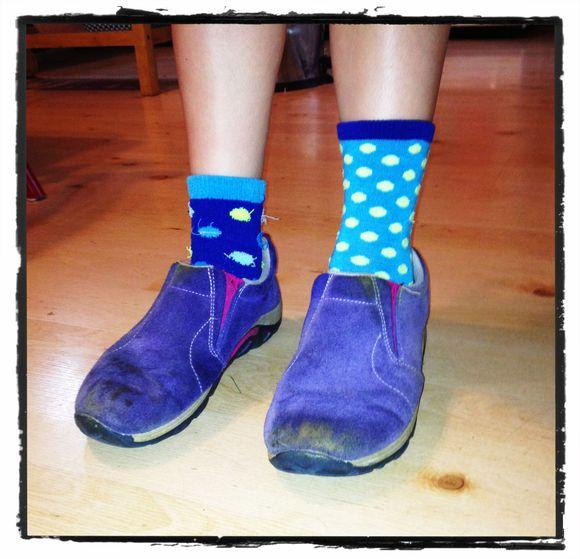Kitty's Socks