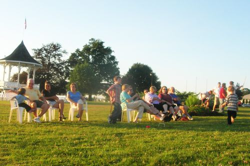 Croquet watchers 2