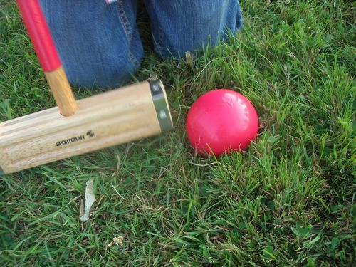 Croquet by Kitty